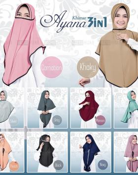 jilbab ayana