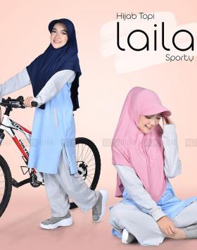 Hijab Topi Sporty 1