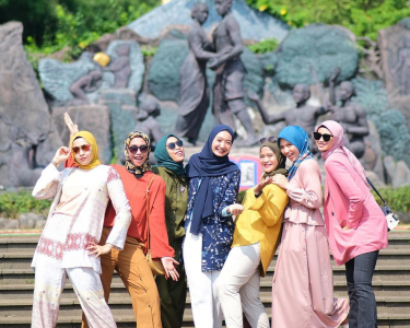 produsen hijab semarang